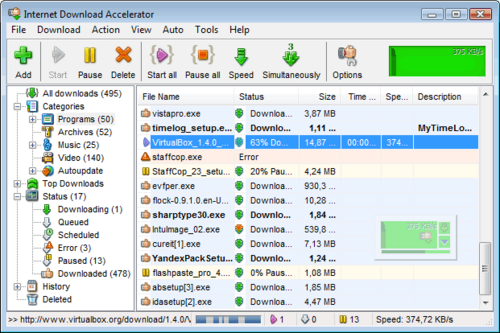 Internet Download Accelerator 6.16.1.1597 Crack Plus Key Full Version